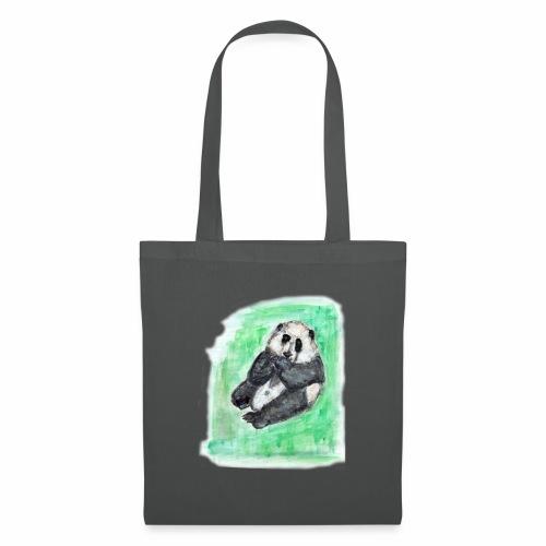 Scruffy panda - Tote Bag