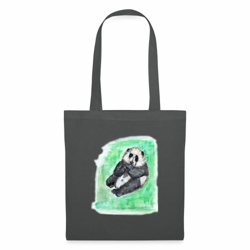 Scruffy panda - Tote Bag
