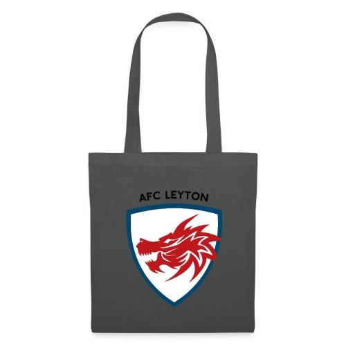 AFC Leyton Logo (Black) - Tote Bag