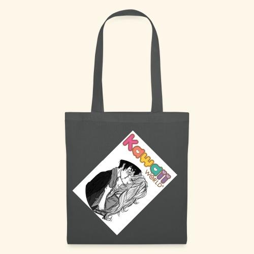 kawaii world - Bolsa de tela