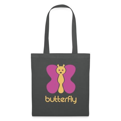 BUTTERFLY = MARIPOSA - Bolsa de tela