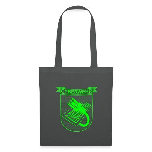 Cyberwehr Wappen - Stoffbeutel