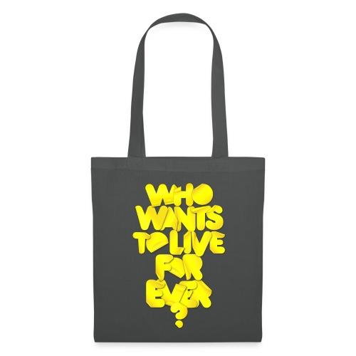 whowants? - Borsa di stoffa