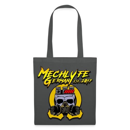 MG Logo mit Schrift groß - Stoffbeutel