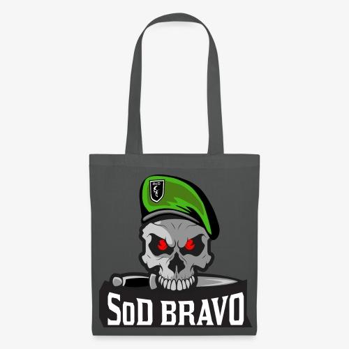 SoD BRAVO Team - Stoffbeutel