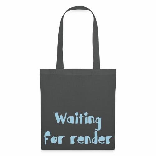 RENDER - Bolsa de tela