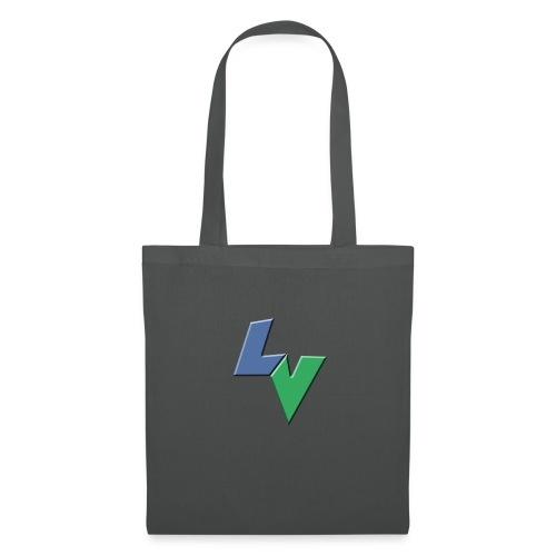 LeoVeo LV Logo - Tote Bag
