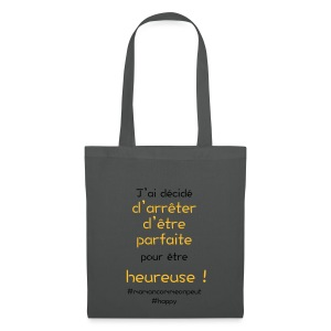 t-shirt_happy_orange - Tote Bag