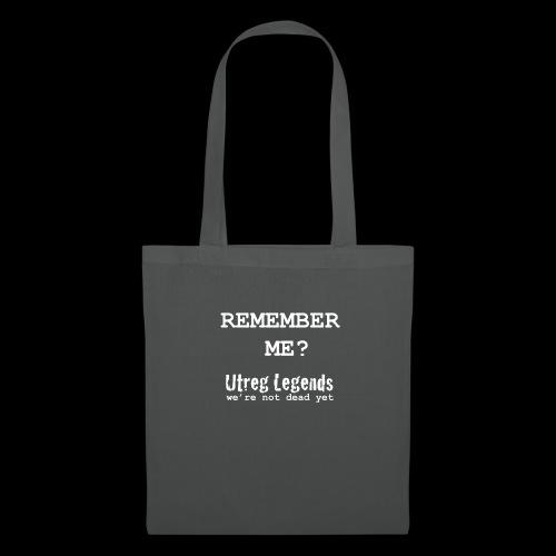 Remember me? - Tas van stof