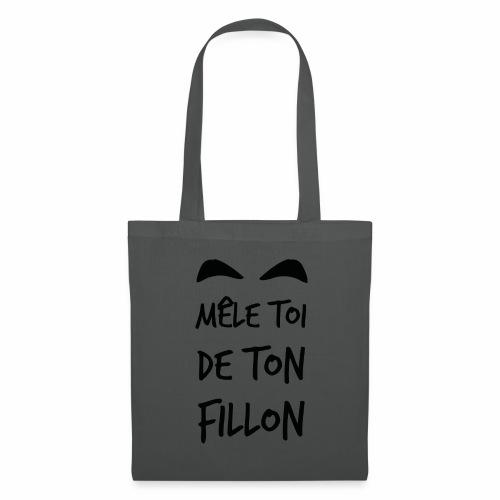 Mele_toi_de_ton_fillon_ - Tote Bag