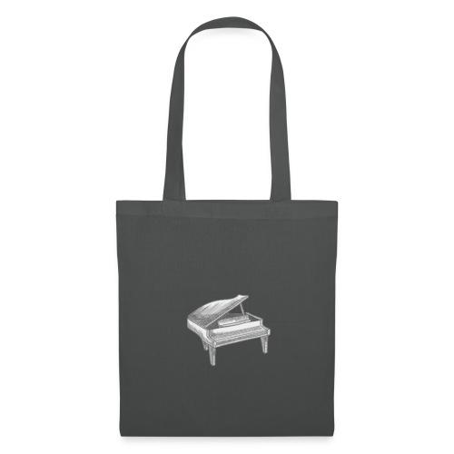 Piano Art - Tote Bag
