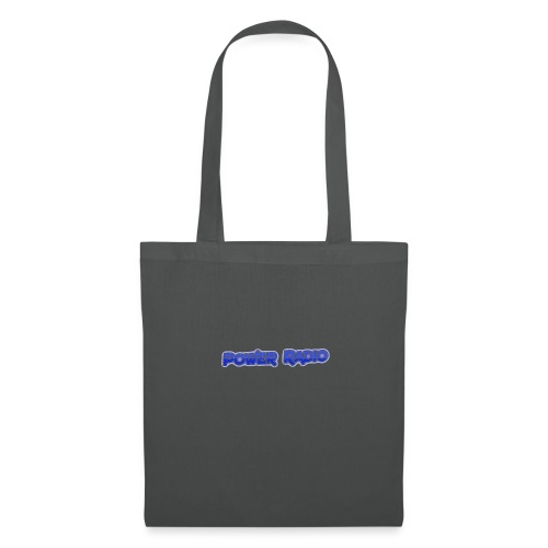 Power Text logo - Tote Bag