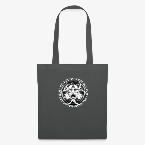 HARD CORE IS MY RELIGION - Tote Bag