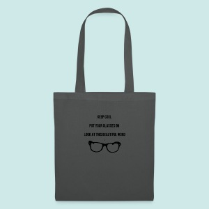 Keep Cool Glasses - Tote Bag