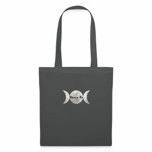 Triple Moon Blessings - Tote Bag