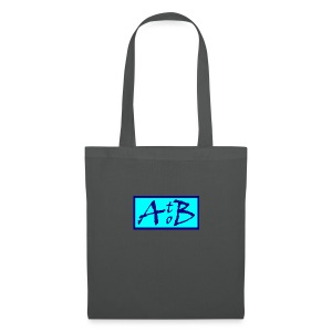 AtoB Logo light blue - Tote Bag