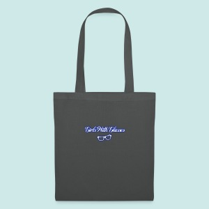 Girls with Glasses - Blue - Tote Bag