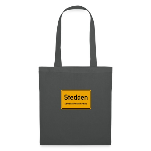 Stedden - Das Dorf am Rande der Lüneburger Heide - Stoffbeutel