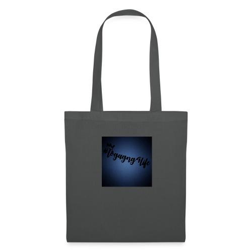 #logagng4life - Tote Bag