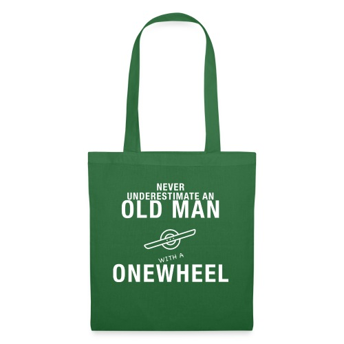 Old Man with an Onewheel - Mulepose