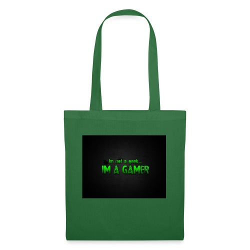 i'm a gamer - Tote Bag