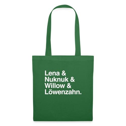 Lena Eichhorn - Namen 1 - Stoffbeutel