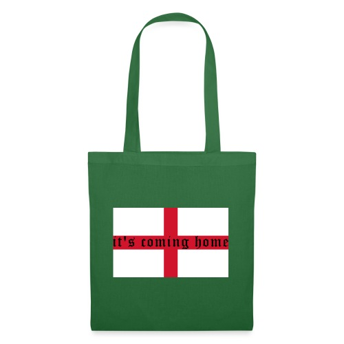 England 21.1 - Stoffbeutel