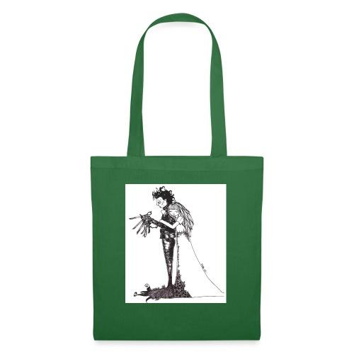 EdwardScissorhands.jpg - Tote Bag