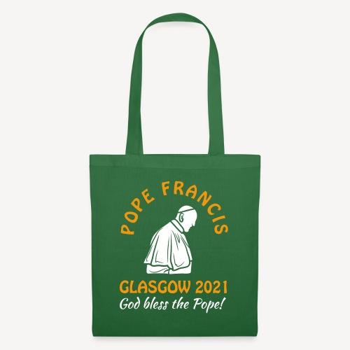 POPE FRANCIS GLASGOW 2021 - Tote Bag