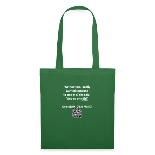 Caras Project fan shirt - Tote Bag