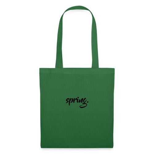 Spring lockay - Stoffbeutel