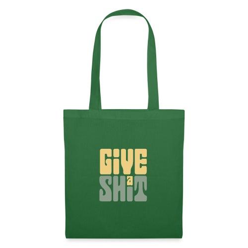 Give a shit - Tygväska
