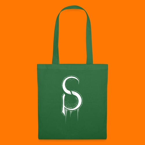 SCP-sign-WHITE transp - Tote Bag