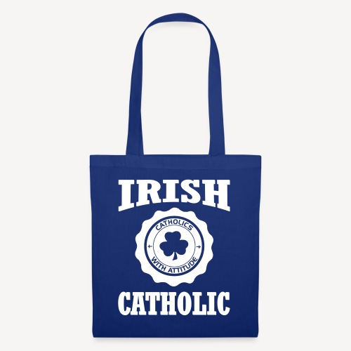 IRISH CATHOLIC - Tote Bag