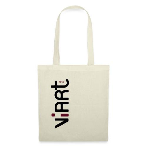 ViArt asbl Logo - Stoffbeutel