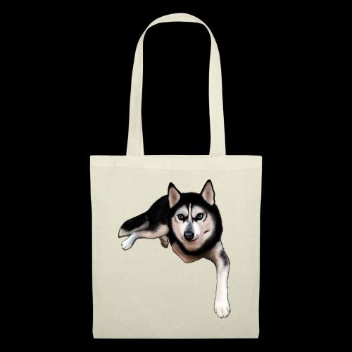 Husky - Tote Bag
