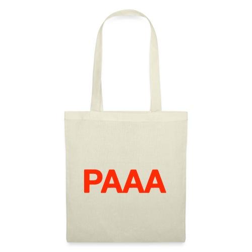PAAA Logo - Borsa di stoffa