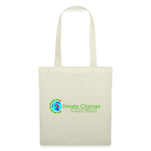 Climate Change needs cliMates - Tote Bag