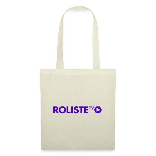 Logo Rôliste TV - Sac en tissu
