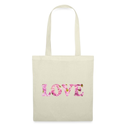 Love with tulipes - Tote Bag