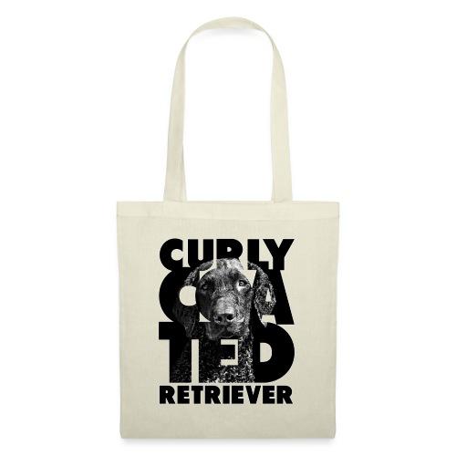 Curly Coated Retriever II - Kangaskassi