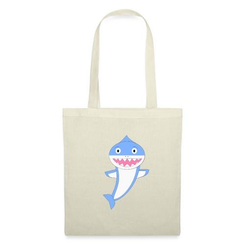 Sharky - Bolsa de tela