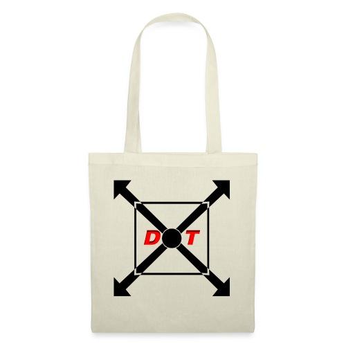 dot logo back - Tote Bag