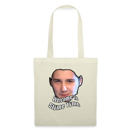 Dafe Slyme with Title - Tote Bag