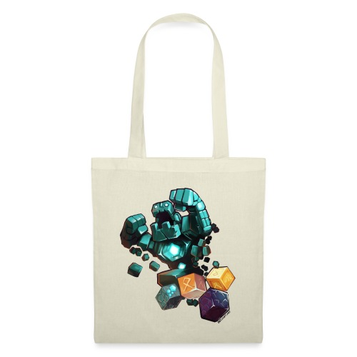 BDcraft Golem - Tote Bag