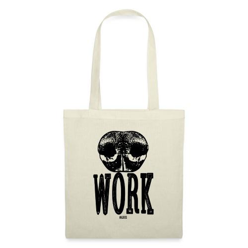 Nose Work Black - Kangaskassi