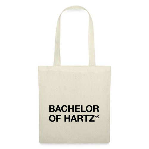 Bachelor of Hartz - das Original - Stoffbeutel