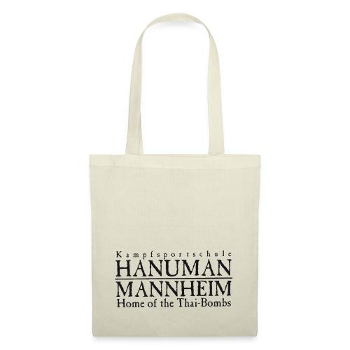hanuman logo - Stoffbeutel