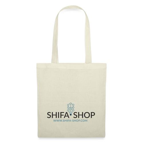 SHIFA SHOP LOGO - Bolsa de tela