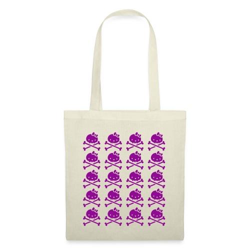 Lolita Skulls - Tote Bag
